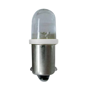 LED H6W Lamp PL-BA9S-1-LED(Round)
